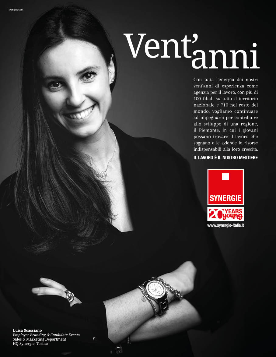 synergie vent'anni