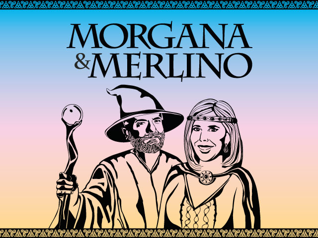 morgana e merlino